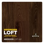 Raskin Elevations Loft Plank: Aberdeen Floating Luxury Vinyl Plank R-LOFT-641