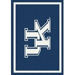 "Milliken College Team Spirit (NCAA) Kentucky 74375 Spirit Rectangle (4000019229) 5'4"" x 7'8"" Area Rug"