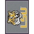 Milliken College Team Spirit (NCAA) LSU 45280 Spirit Rectangle (4000019404) 2