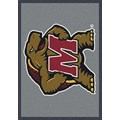 Milliken College Team Spirit (NCAA) Maryland 74387 Spirit Rectangle (4000019470) 2