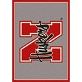 Milliken College Team Spirit (NCAA) Nebraska 74239 Spirit Rectangle (4000019452) 2