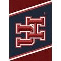 Milliken College Team Spirit (NCAA-SPT) Houston 00387 Spirit Rectangle (4000054301) 3