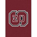 "Milliken College Team Spirit (NCAA-SPT) North Carolina State 55673 Spirit Rectangle (4000052741) 7'8"" x 10'9"" Area Rug"