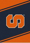 Milliken College Team Spirit (NCAA-SPT) Syracuse 00388 Spirit Rectangle (4000053866) 5'4