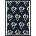Milliken NFL Team Repeat (NFL-R) St. Louis Rams 09086 Repeat Rectangle (4000096043) 10