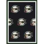 "Milliken NBA Team Repeat (NBA-R) Boston Celtics 01102 Repeat Rectangle (4000052571) 5'4"" x 7'8"" Area Rug"