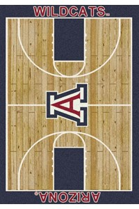 Milliken College Home Court (NCAA) Arizona 01012 Court Rectangle (4000018279) 3'10