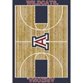 Milliken College Home Court (NCAA) Arizona 01012 Court Rectangle (4000018279) 3