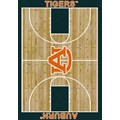Milliken College Home Court (NCAA) Auburn 01030 Court Rectangle (4000018367) 5