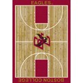 Milliken College Home Court (NCAA) Boston College 01043 Court Rectangle (4000018368) 5