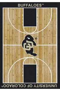 Milliken College Home Court (NCAA) Colorado 01063 Court Rectangle (4000018287) 3'10