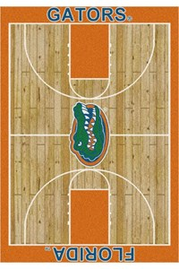 Milliken College Home Court (NCAA) Florida 01500 Court Rectangle (4000018527) 7'8