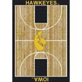 Milliken College Home Court (NCAA) Iowa 01110 Court Rectangle (4000018380) 5