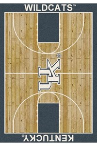 Milliken College Home Court (NCAA) Kentucky 01140 Court Rectangle (4000018301) 3'10