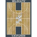 Milliken College Home Court (NCAA) Kentucky 01140 Court Rectangle (4000018301) 3