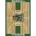 Milliken College Home Court (NCAA) Marshall 01153 Court Rectangle (4000018474) 7