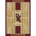 Milliken College Home Court (NCAA) Minnesota 01185 Court Rectangle (4000018481) 7