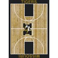 Milliken College Home Court (NCAA) Missouri 01200 Court Rectangle (4000018399) 5