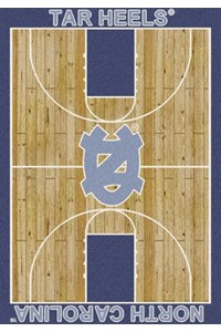 Milliken College Home Court (NCAA) North Carolina 01250 Court Rectangle (4000018404) 5'4