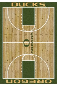 Milliken College Home Court (NCAA) Oregon 01292 Court Rectangle (4000018323) 3'10