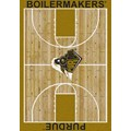 Milliken College Home Court (NCAA) Purdue 01345 Court Rectangle (4000018497) 7