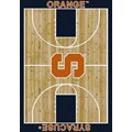 Milliken College Home Court (NCAA) Syracuse 01395 Court Rectangle (4000018422) 5