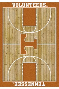 Milliken College Home Court (NCAA) Tennessee 01400 Court Rectangle (4000018424) 5'4
