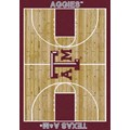 Milliken College Home Court (NCAA) Texas A&M 01420 Court Rectangle (4000018426) 5