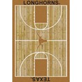 Milliken College Home Court (NCAA) Texas 01410 Court Rectangle (4000018340) 3
