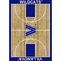 Milliken College Home Court (NCAA) Villanova 01448 Court Rectangle (4000018430) 5
