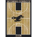 Milliken College Home Court (NCAA) Wyoming 01491 Court Rectangle (4000018356) 3