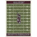 Milliken College Home Field (NCAA) Southern Illinois 01380 Home Field Rectangle (4000018582) 5