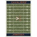 Milliken College Home Field (NCAA) Virginia 01455 Home Field Rectangle (4000018592) 5