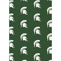 Milliken College Repeating (NCAA) Michigan State 01180 Repeat Rectangle (4000018996) 10