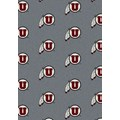Milliken College Repeating (NCAA) Utah 01452 Repeat Rectangle (4000018807) 3