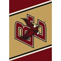 Milliken College Team Spirit (NCAA) Boston College 68882 Spirit Rectangle (4000019067) 3