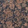 "MS International Granite: Baltic Brown 18"" x 18"" Granite Tile TBALBRN1818"