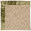 Capel Rugs Creative Concepts Cane Wicker - Dream Weaver Marsh (211) Rectangle 4