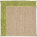 Capel Rugs Creative Concepts Cane Wicker - Tampico Palm (226) Rectangle 6