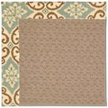 Capel Rugs Creative Concepts Grassy Mountain - Shoreham Spray (410) Octagon 4