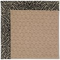 Capel Rugs Creative Concepts Grassy Mountain - Wild Thing Onyx (396) Octagon 6