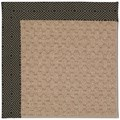 Capel Rugs Creative Concepts Grassy Mountain - Fortune Lava (394) Octagon 8