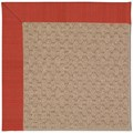 Capel Rugs Creative Concepts Grassy Mountain - Vierra Cherry (560) Octagon 8