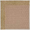Capel Rugs Creative Concepts Grassy Mountain - Tampico Rattan (716) Octagon 8