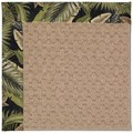 Capel Rugs Creative Concepts Grassy Mountain - Bahamian Breeze Coal (325) Octagon 10