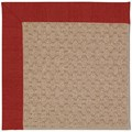 Capel Rugs Creative Concepts Grassy Mountain - Canvas Cherry (537) Octagon 10