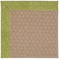 Capel Rugs Creative Concepts Grassy Mountain - Tampico Palm (226) Octagon 12