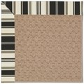 Capel Rugs Creative Concepts Grassy Mountain - Down The Lane Ebony (370) Octagon 12