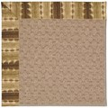 Capel Rugs Creative Concepts Grassy Mountain - Java Journey Chestnut (750) Octagon 12