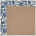 Capel Rugs Creative Concepts Grassy Mountain - Batik Indigo (415) Rectangle 4